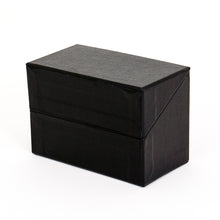 Index Box in Black