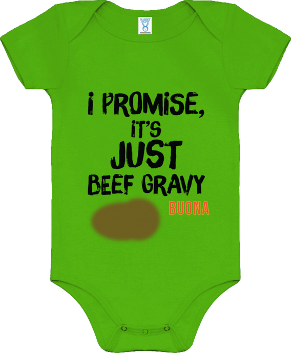 Promise It's Just Gravy
