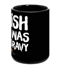 Not Beef Gravy Mug (Black)