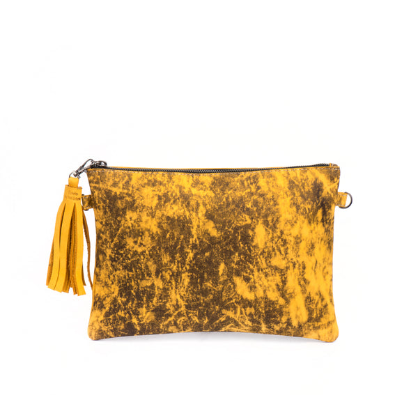 SKERRETT - PRINTED YELLOW