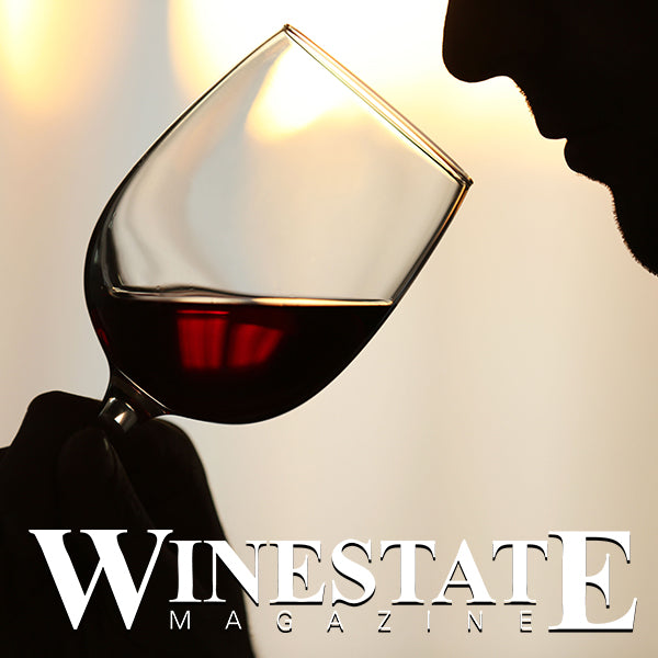 Highly Rated in Winestate Magazine
