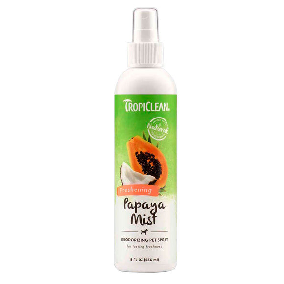 PAPAYA MIST DEODORIZING PET SPRAY 236ml