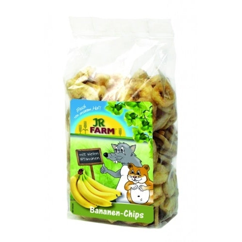 JR Farm Banana Chips 150gr