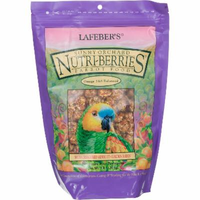 Nutri-Berries Sunny Orchard (Papagaios) 284g