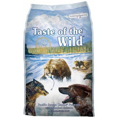 Taste of the Wild Pacific Stream Canine Formula (2kg a 13kg)
