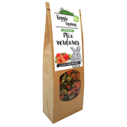 Veggie Toppings Mix Verduras 125g