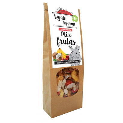 Veggie Toppings Mix de Frutas 125g