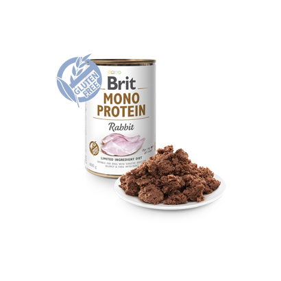 Brit Care Dog Mono Protein Rabbit 400g