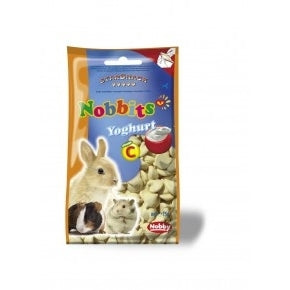 Nobbits Yogurt Drops 75gr