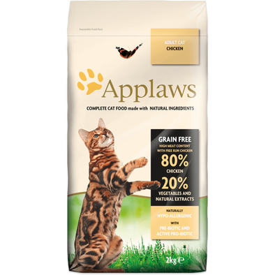 Applaws Adult Cat Chicken (2kg e 7.5kg)