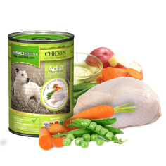 Natures Menu Chicken 400gr