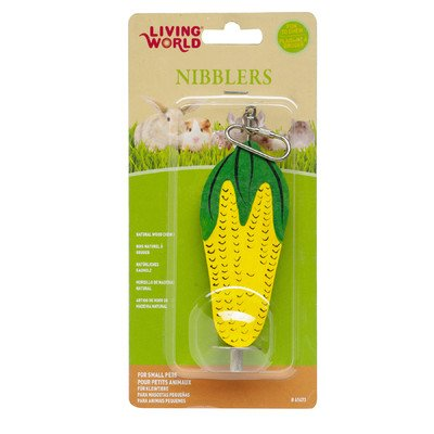 Living World Nibblers Espiga de Milho