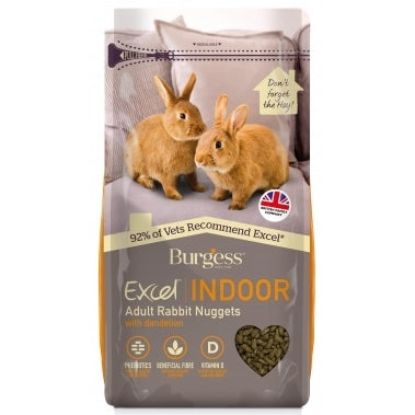 Burgess Excell Indoor (1.5kg e 10kg)