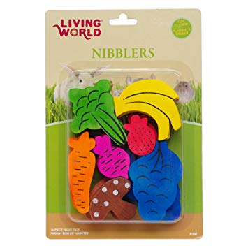 Living World Nibblers frutas / Vegetais