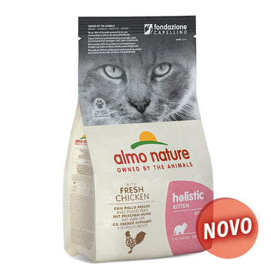 """ALMO NATURE"" HOLISTIC KITTEN - FRANGO"