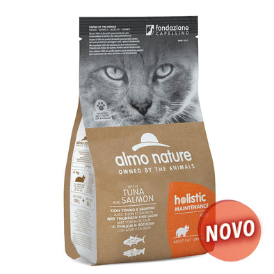 """ALMO NATURE"" CAT HOLISTIC - ATUM E SALMÃO"