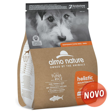 """ALMO NATURE"" DOG HOLISTIC - ATUM E ARROZ"