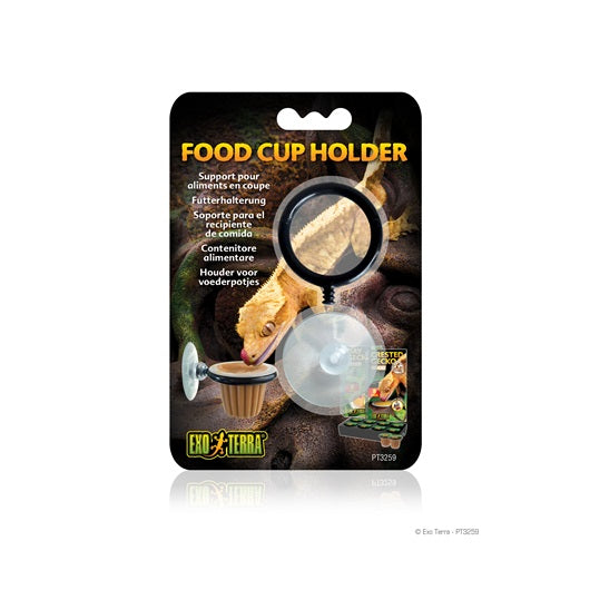 Exoterra Food Cup Holder
