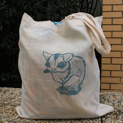 Tote Bag Petauro do Açúcar / Sugar Glider