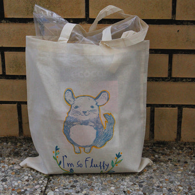 Tote Bag Chinchila