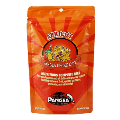 PANGEA FRUIT MIX APRICOT COMPLETE GECKO DIET 56g