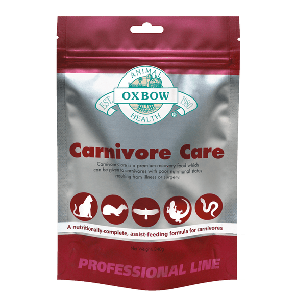 Oxbow Carnivore Care 70gr