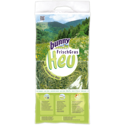 Bunny Nature Feno (750g a 3kg)