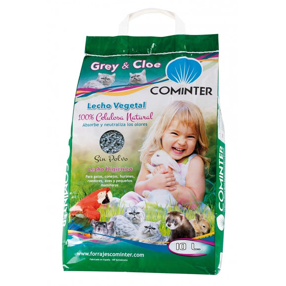 Litter de Papel Grey & Cloe 10L