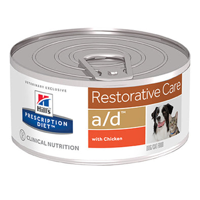 Hill's Precription Diet a/d Restorative Care 156g