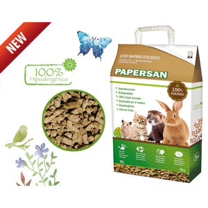 Papersan (litter de papel)