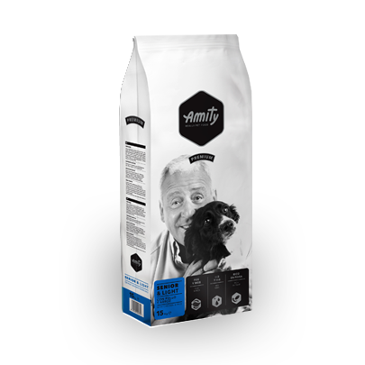 Amity Premium Senior & Light 15kg