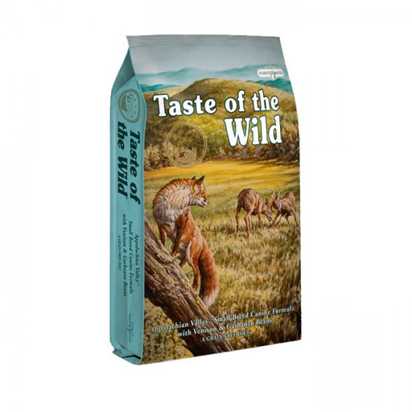 Taste of the Wild Appalachian Valley Small Breed Canine Formula 2kg