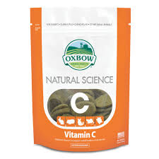 Oxbow Natural Science Vitamin C 120gr