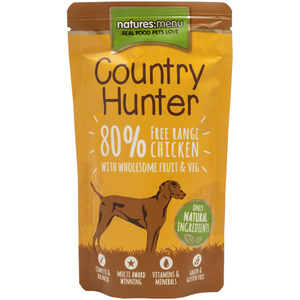 Natures Menu Coutry Hunter Chicken 150g