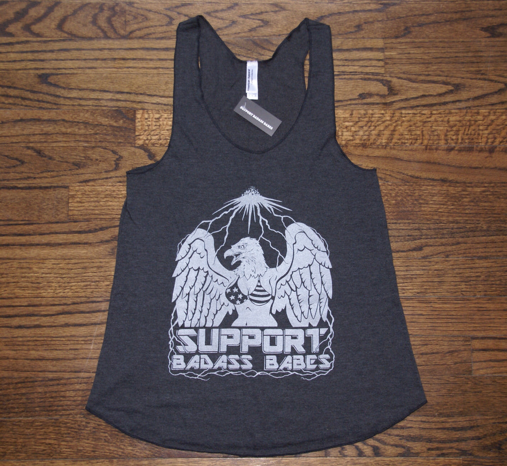 Eagle Tits Racerback Tank *Limited Edition*