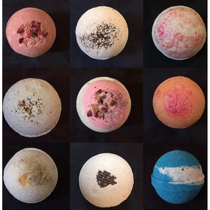 5 Assorted Bath Bombs