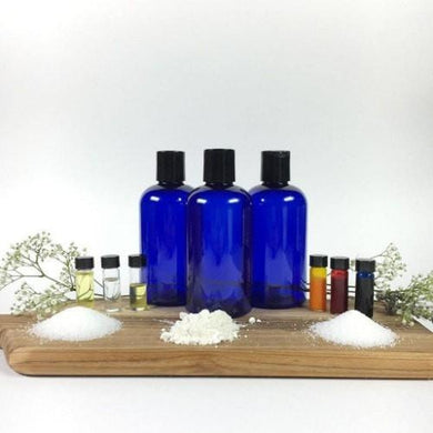 Artisan DIY Body Lotion Making Kit - Learn how to make home made natural body lotions
