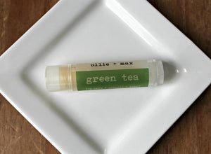 Green Tea Vegan Lip Balm