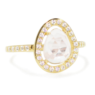 Deanna Ring Quartz