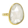 Mystic Champagne Moonstone Ring