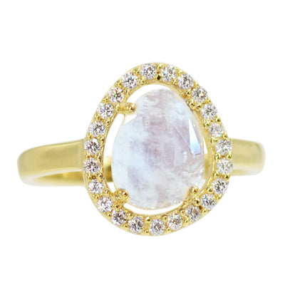 Deanna Ring Moonstone
