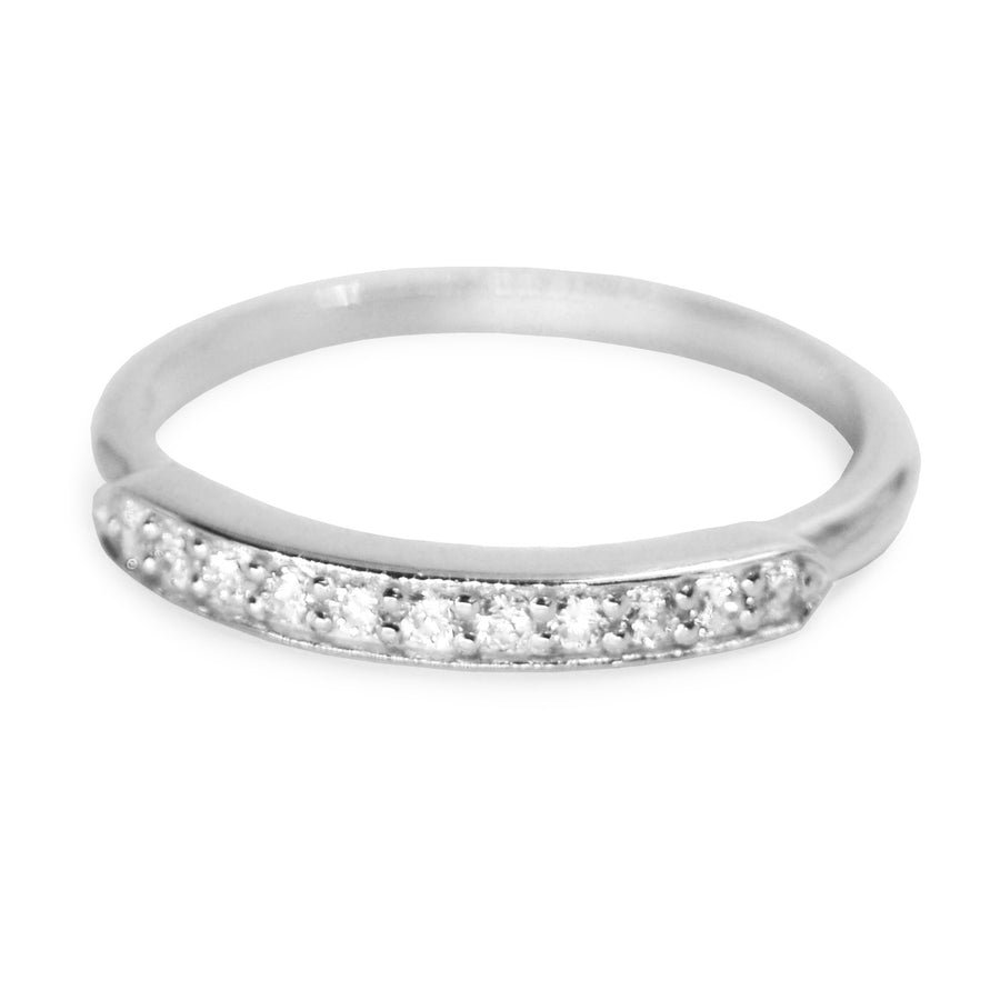 Single Band Ring