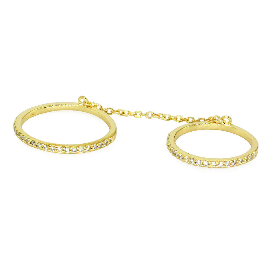 Double Chain Ring
