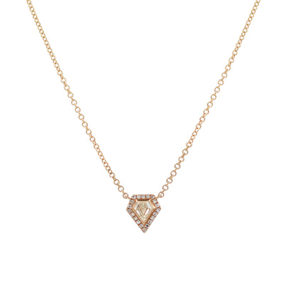 Rose Cut Diamond Kite - Mini