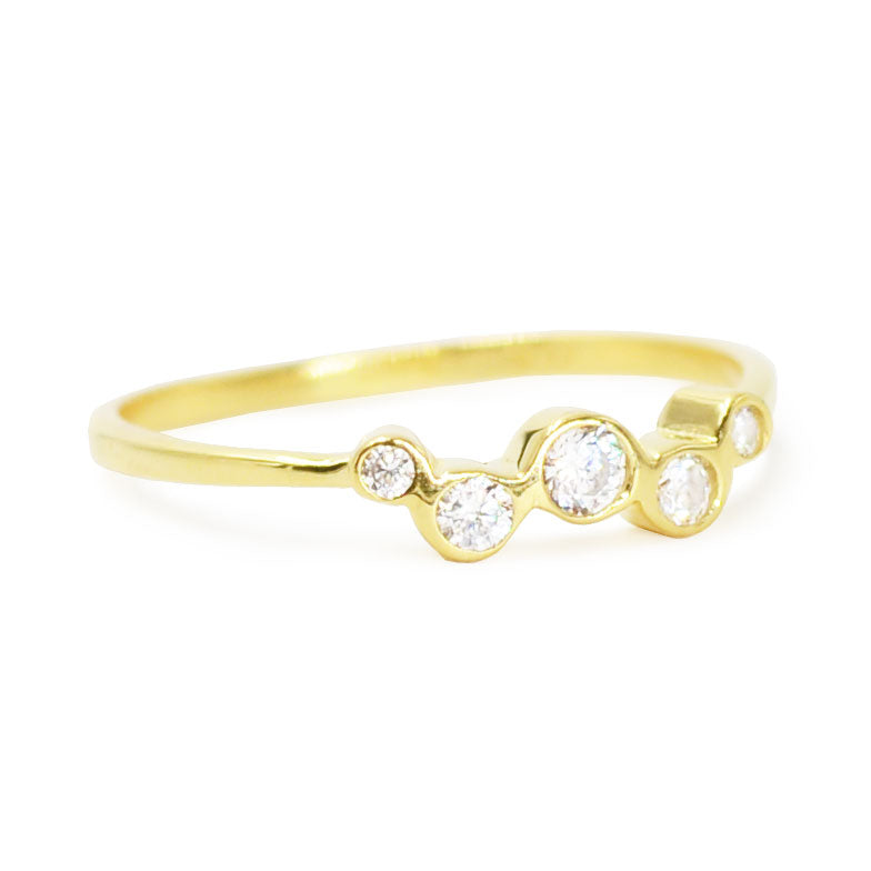 Constellation Line Ring