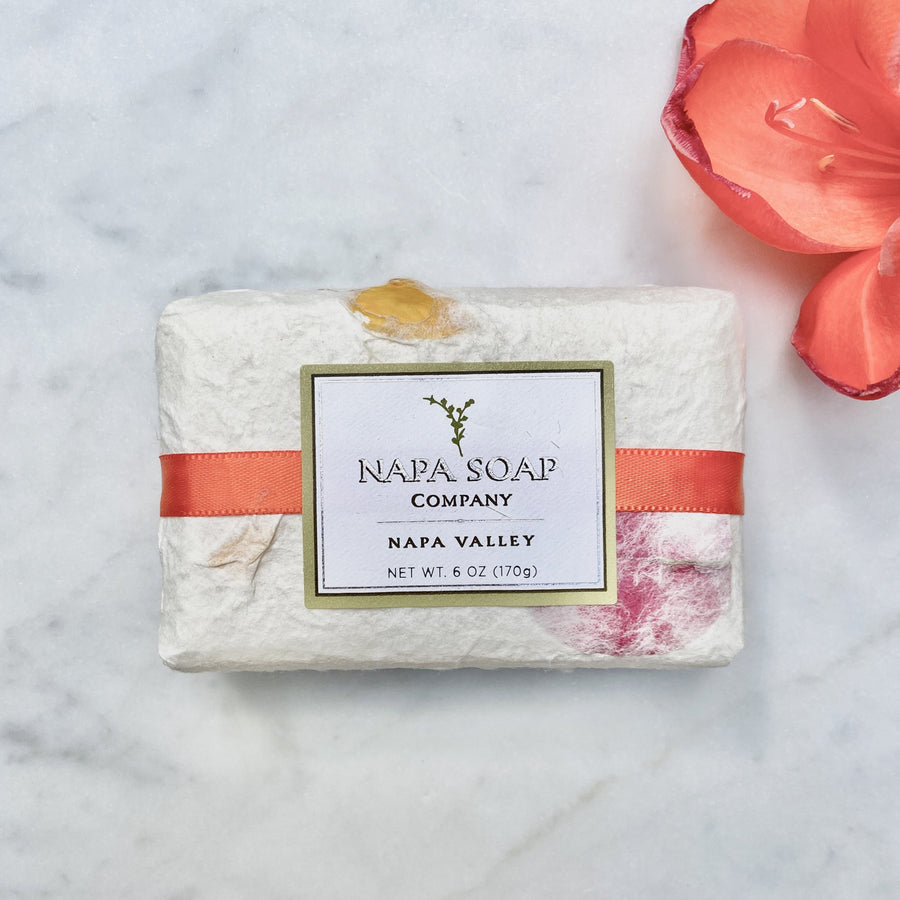 Soap From Napa Valley - Tuscan Citrus Zest