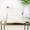 Turkish Hemp Throw Pillow Starburst