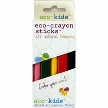 Eco Kids Natural Crayon Sticks