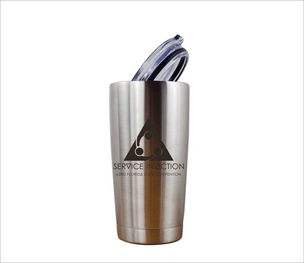 ONLINE EXCLUSIVE - Stainless Steel Tumbler