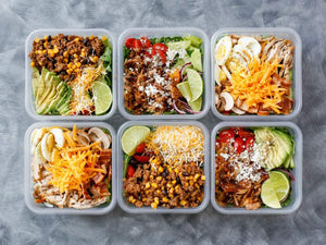 Customized 1 Month Meal Plan Program